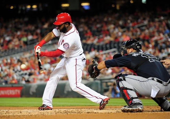 Washington Nationals vs. Atlanta Braves - 6/24/15 MLB Pick, Odds, and Prediction