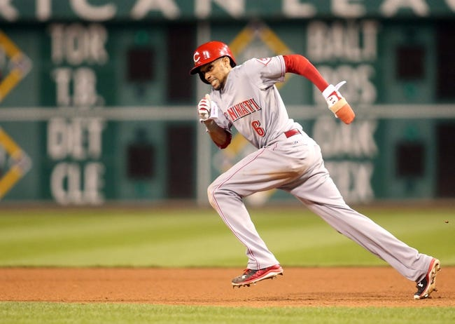 Pirates vs. Reds - 6/24/15 MLB Pick, Odds, and Prediction