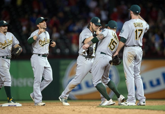 Texas Rangers vs. Oakland Athletics - 6/24/15 MLB Pick, Odds, and Prediction
