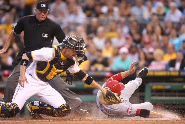 Cincinnati Reds vs. Pittsburgh Pirates - 7/30/15 MLB Pick, Odds, and Prediction
