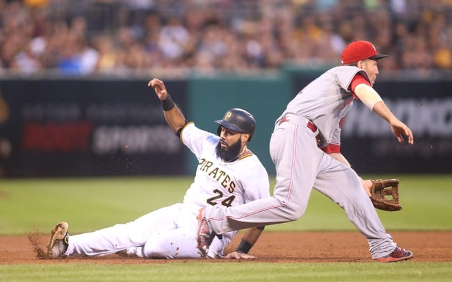 Reds vs. Pirates - 7/31/15 MLB Pick, Odds, and Prediction