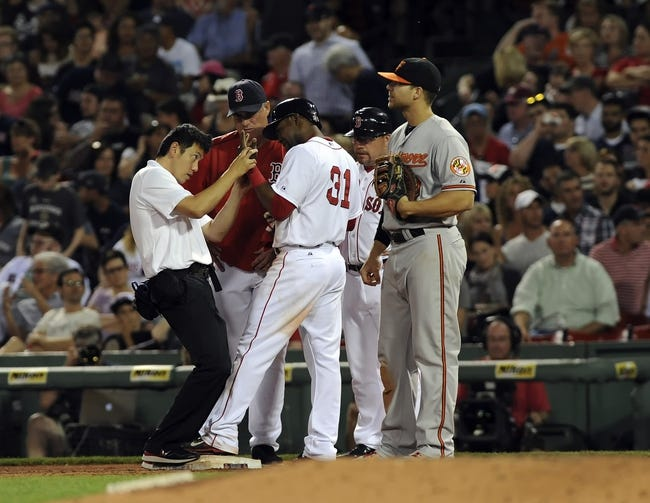 Red Sox vs. Orioles - 6/25/15 MLB Pick, Odds, and Prediction