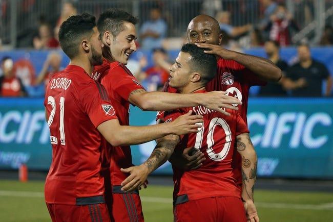 MLS Soccer: D.C. United vs. Toronto FC Pick, Odds, Prediction - 6/27/15
