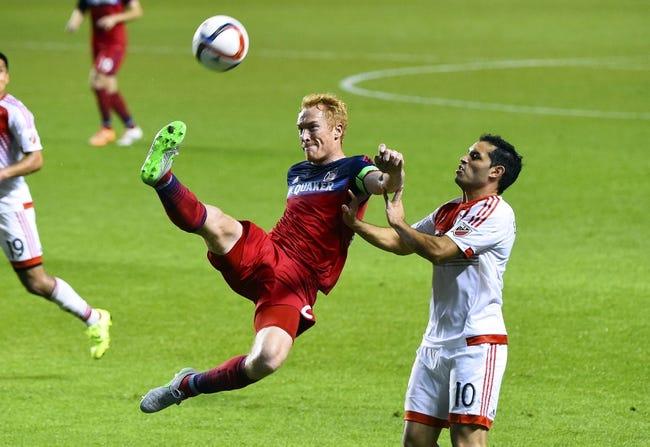 MLS Soccer: Columbus Crew SC vs. Chicago Fire Pick, Odds, Prediction - 7/15/15