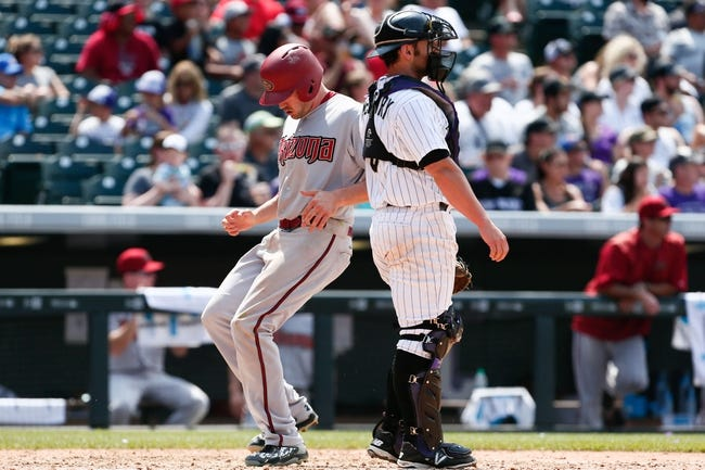 Arizona Diamondbacks vs. Colorado Rockies - 7/3/15 MLB Pick, Odds, and Prediction