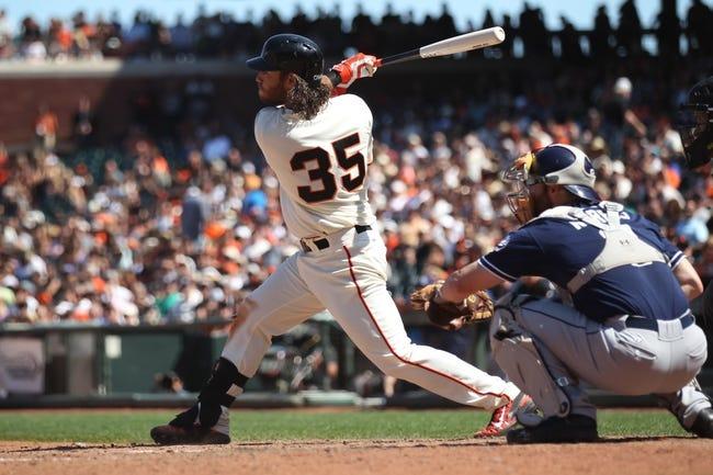 Padres vs. Giants - 7/20/15 MLB Pick, Odds, and Prediction