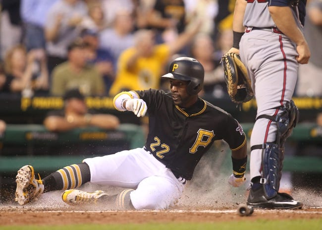 Pittsburgh Pirates vs. Atlanta Braves - 6/27/15 MLB Pick, Odds, and Prediction