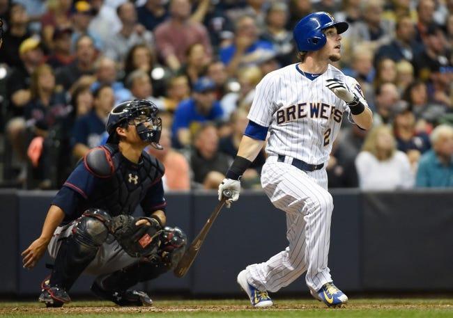 Milwaukee Brewers vs. Minnesota Twins - 6/27/15 MLB Pick, Odds, and Prediction