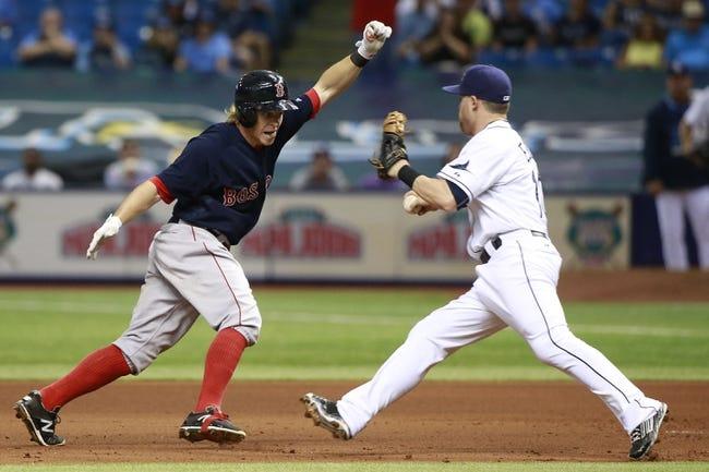 Tampa Bay Rays vs. Boston Red Sox - 6/27/15 MLB Pick, Odds, and Prediction