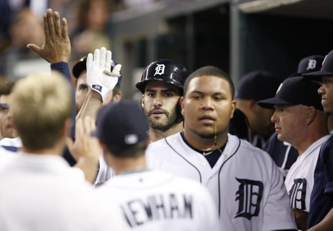 Detroit Tigers vs. Chicago White Sox - 6/27/15 MLB Pick, Odds, and Prediction