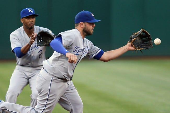 Oakland Athletics vs. Kansas City Royals - 6/27/15 MLB Pick, Odds, and Prediction