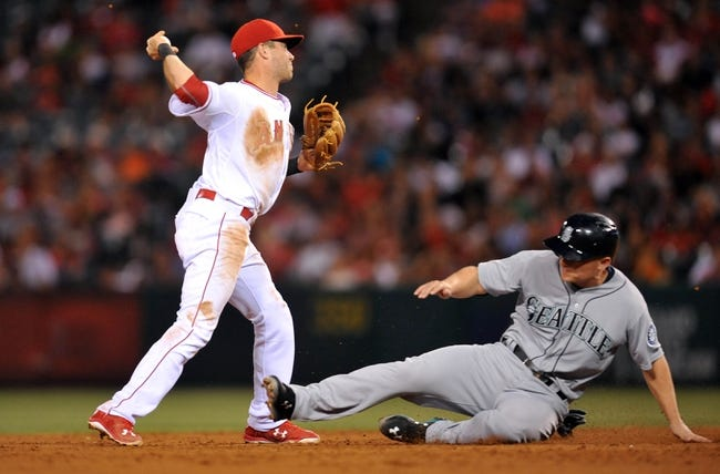 Los Angeles Angels vs. Seattle Mariners - 6/27/15 MLB Pick, Odds, and Prediction