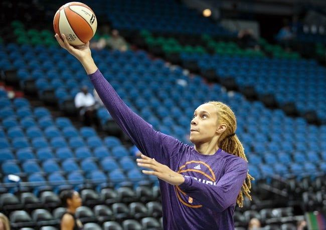 New York Liberty vs. Phoenix Mercury - 7/18/15 WNBA Pick, Odds, and Prediction