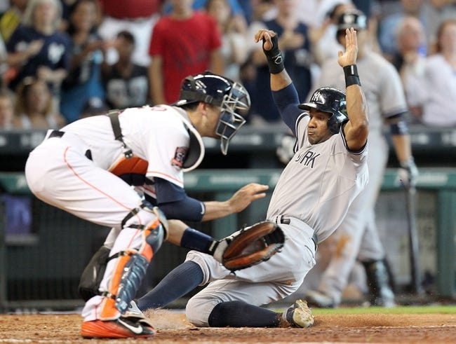 Houston Astros vs. New York Yankees - 6/28/15 MLB Pick, Odds, and Prediction