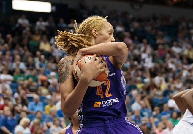 Tulsa Shock vs. Phoenix Mercury - 9/17/15 Conference Semifinals Pick, Odds, and Prediction
