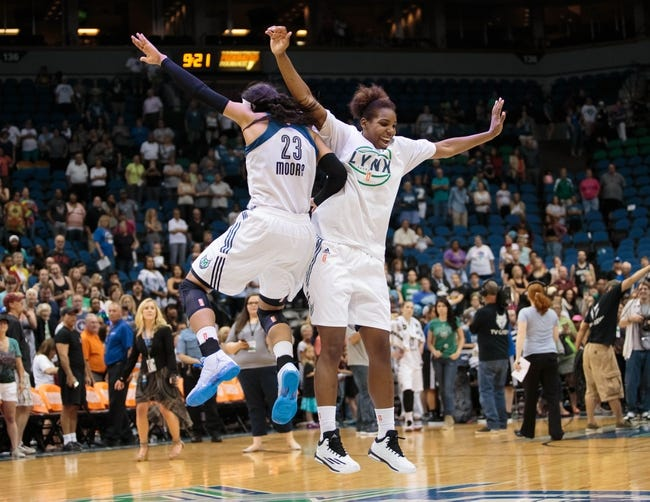 Los Angeles Sparks vs. Minnesota Lynx - 9/18/15 Conference Semifinals Pick, Odds, and Prediction