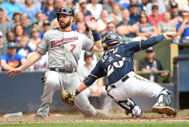 Twins vs. Brewers - 4/18/16 MLB Pick, Odds, and Prediction