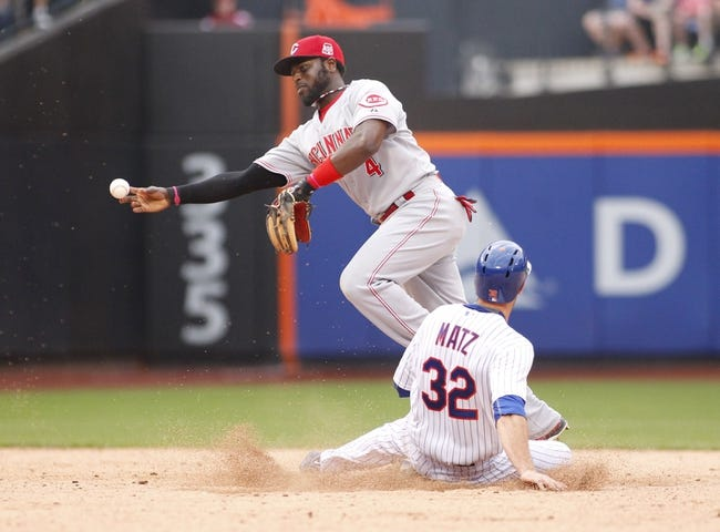 Cincinnati Reds vs. New York Mets - 9/24/15 MLB Pick, Odds, and Prediction