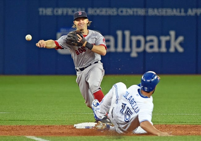 Blue Jays vs. Red Sox - 6/30/15 MLB Pick, Odds, and Prediction