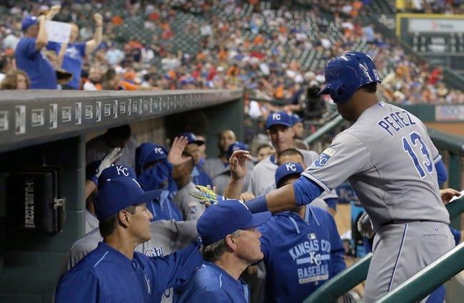 Astros vs. Royals - 6/30/15 MLB Pick, Odds, and Prediction
