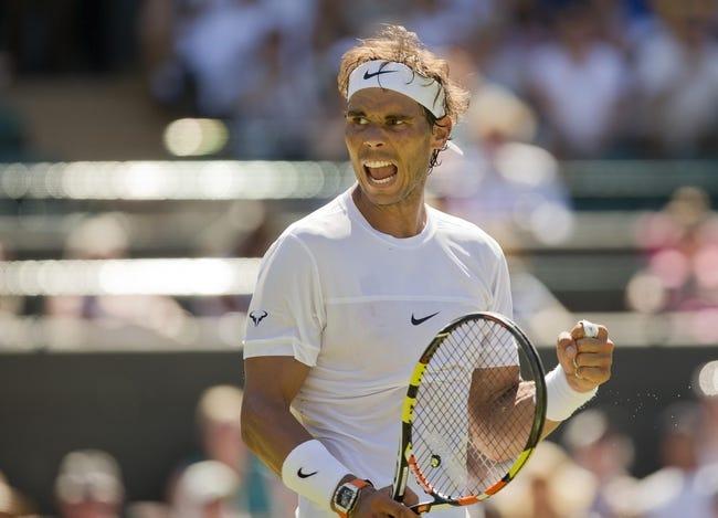 Rafael Nadal vs. Dustin Brown 2015 Wimbledon Tennis Pick, Odds, Prediction