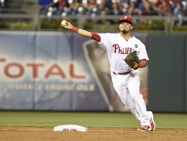 Phillies vs. Brewers - 7/1/15 MLB Pick, Odds, and Prediction