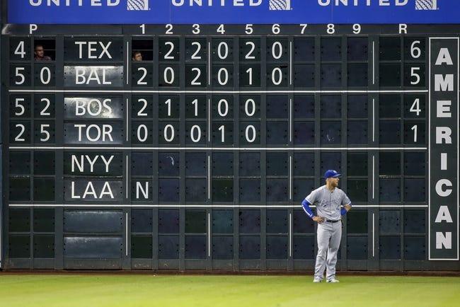 Kansas City Royals vs. Houston Astros - 7/24/15 MLB Pick, Odds, and Prediction