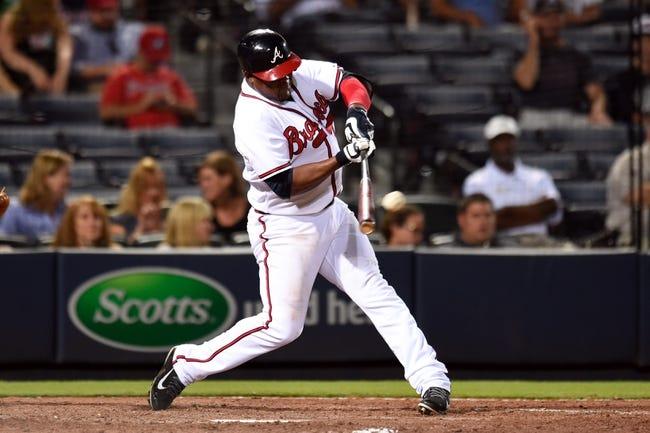 Atlanta Braves vs. Washington Nationals - 7/1/15 MLB Pick, Odds, and Prediction