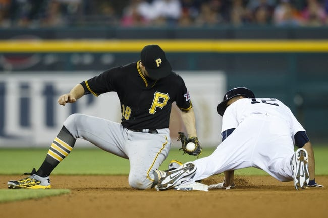 Tigers vs. Pirates - 7/1/15 MLB Pick, Odds, and Prediction