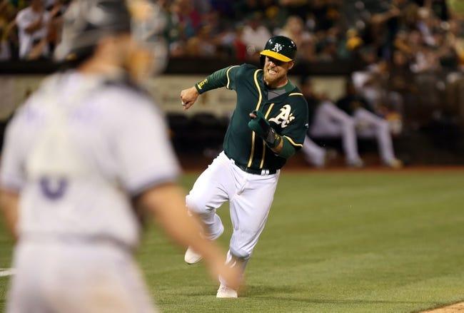 Oakland Athletics vs. Colorado Rockies - 7/1/15 MLB Pick, Odds, and Prediction