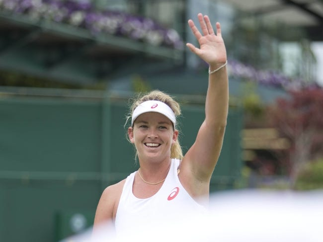 Lucie Safarova vs. Coco Vandeweghe 2015 Wimbledon Tennis Pick, Odds, Prediction