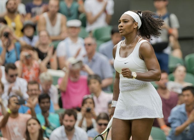 Heather Watson vs. Serena Williams 2015 Wimbledon Tennis Pick, Odds, Prediction