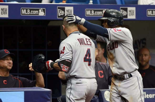 Rays vs. Indians - 4/12/16 MLB Pick, Odds, and Prediction