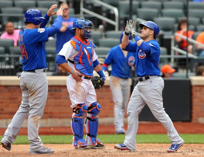 New York Mets vs. Chicago Cubs NLCS Game 1 - 10/17/15 MLB Pick, Odds, and Prediction