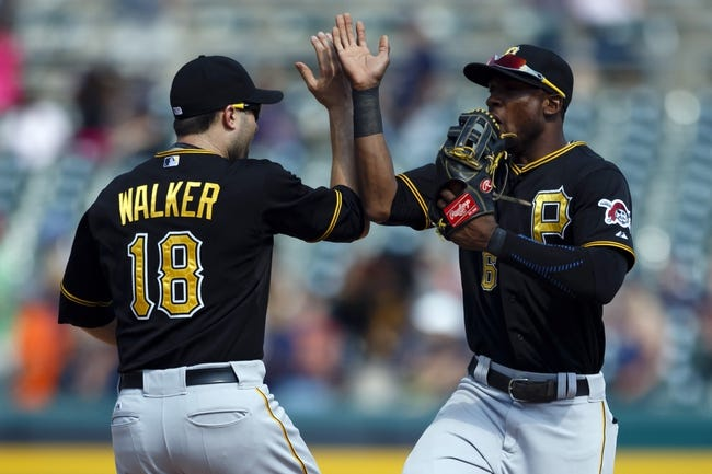 Pittsburgh Pirates vs. Cleveland Indians - 7/3/15 MLB Pick, Odds, and Prediction
