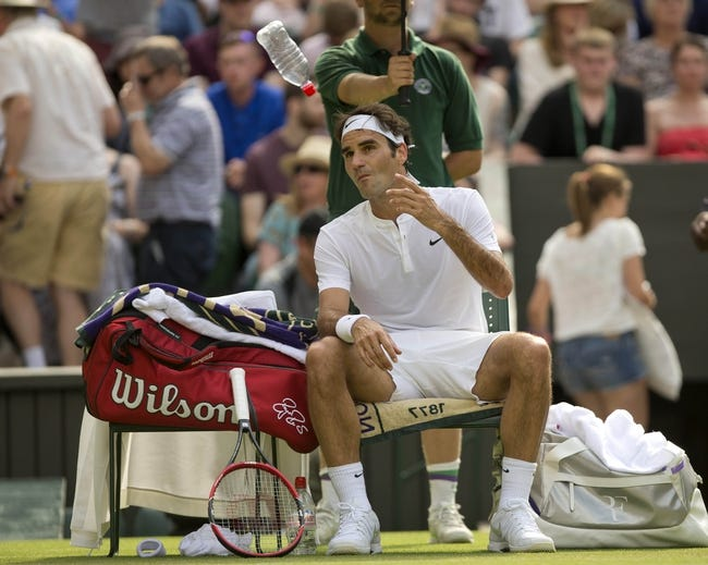 Novak Djokovic vs. Roger Federer 2015 Wimbledon Final Pick, Odds, Prediction