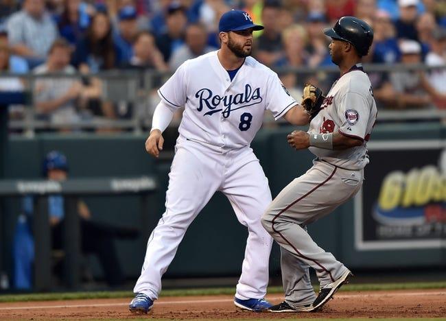 Royals vs. Twins - 7/3/15 MLB Pick, Odds, and Prediction