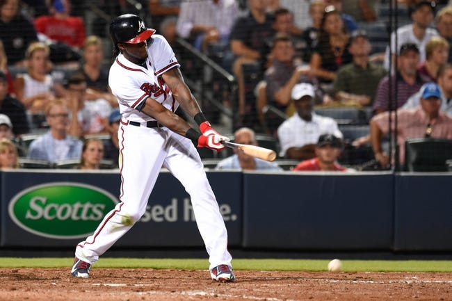 Washington Nationals vs. Atlanta Braves - 9/3/15 MLB Pick, Odds, and Prediction