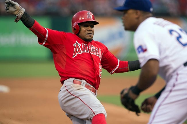 Texas Rangers vs. Los Angeles Angels - 7/4/15 MLB Pick, Odds, and Prediction
