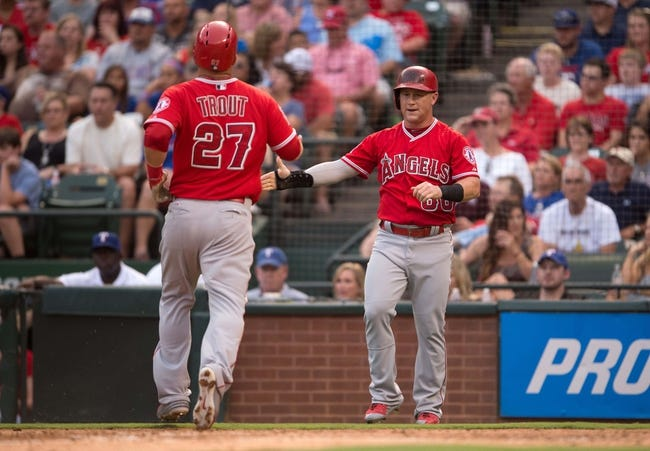 Texas Rangers vs. Los Angeles Angels - 7/5/15 MLB Pick, Odds, and Prediction