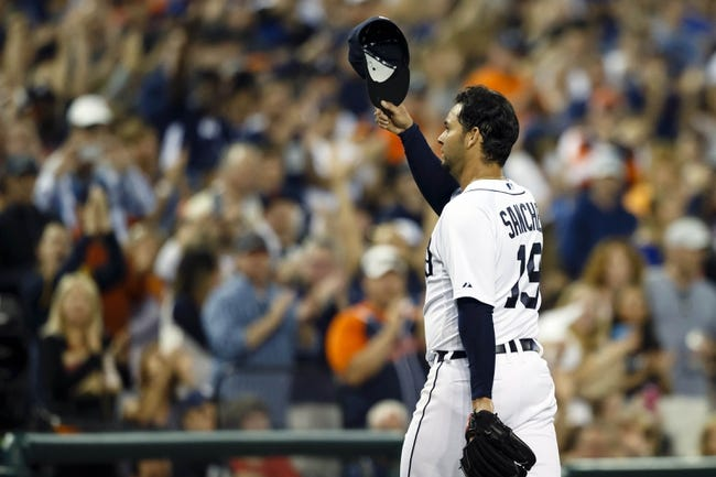 Tigers vs. Blue Jays - 7/4/15 MLB Pick, Odds, and Prediction