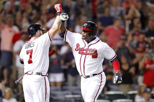 Braves vs. Phillies - 7/4/15 MLB Pick, Odds, and Prediction