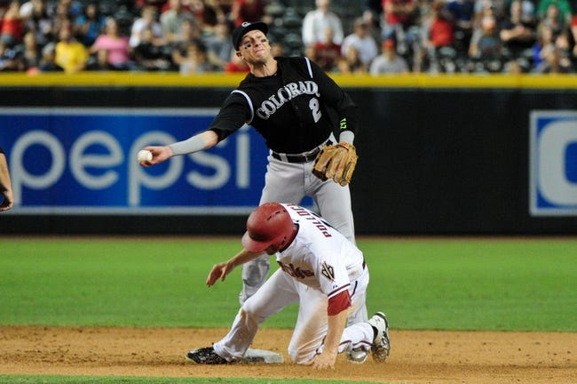 Arizona Diamondbacks vs. Colorado Rockies - 7/5/15 MLB Pick, Odds, and Prediction