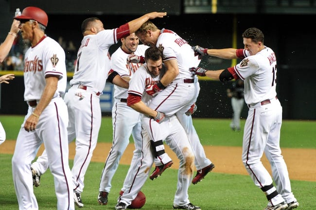 Arizona Diamondbacks vs. Colorado Rockies - 7/4/15 MLB Pick, Odds, and Prediction
