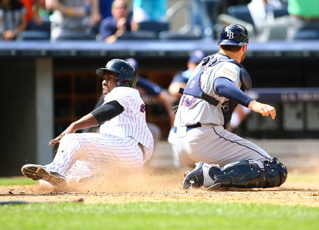 Yankees vs. Rays - 7/5/15 MLB Pick, Odds, and Prediction