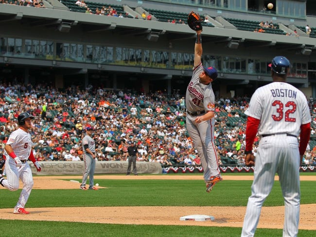 Baltimore Orioles vs. Chicago White Sox - 4/28/16 MLB Pick, Odds, and Prediction