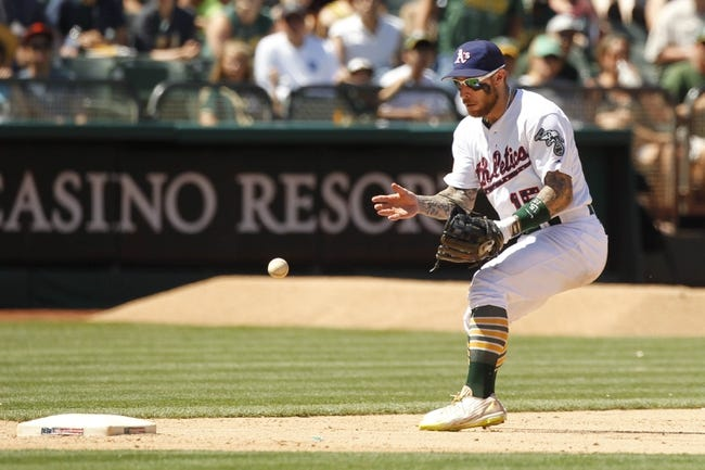 Oakland Athletics vs. Seattle Mariners - 7/5/15 MLB Pick, Odds, and Prediction