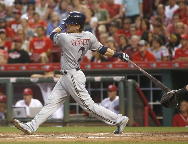 Cincinnati Reds vs. Milwaukee Brewers - 7/5/15 MLB Pick, Odds, and Prediction