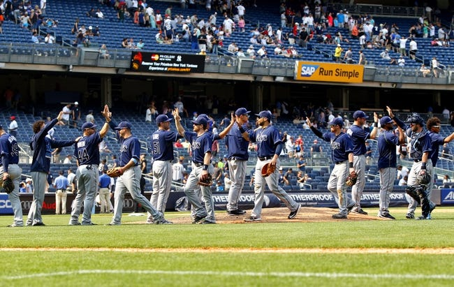 Yankees vs. Rays - 9/4/15 MLB Pick, Odds, and Prediction