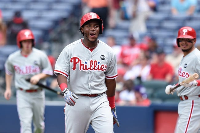 Phillies vs. Braves - 7/30/15 MLB Pick, Odds, and Prediction